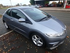 Honda Civic 1.8i-VTEC Type S GT Hatchback 3d 1798cc